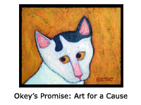 Okeys Promis Art for A Cause